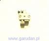 Stopka wewnętrzna kompensacyjna - rozstaw 12mm. PFAFF 1246