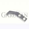 Garudan nóż stały do obcinania nici do maszyny płaskiej GF-130/230/234-SERIA
